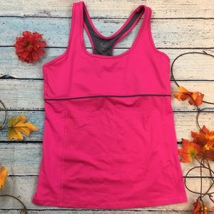 Champion Yoga/Active Wear Pink Top